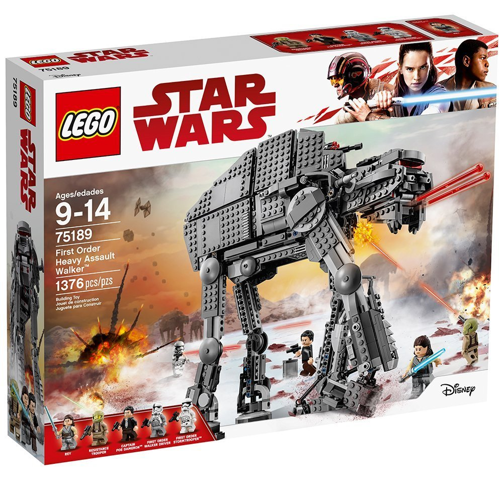 LEGO Star Wars First Order Assault Walker